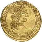 1 ducat Christina – avers