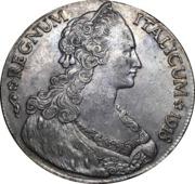 1 tallero / 5 lires - Vittorio Emanuele III – avers