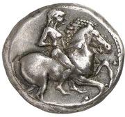 Didrachme (Erythrai) – avers