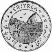 10 dollars (Tricératops) – avers