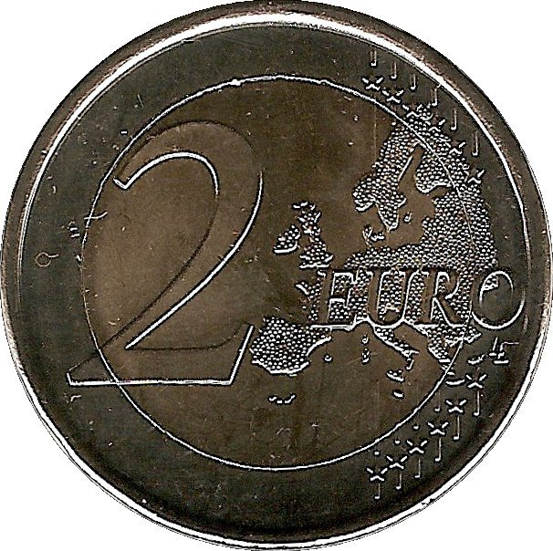 2 euros introduction de l 39 euro 10 ans espagne numista. Black Bedroom Furniture Sets. Home Design Ideas