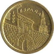 5 pesetas La Rioja -  avers