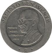 200 pesetas Jacinto Benavente -  avers
