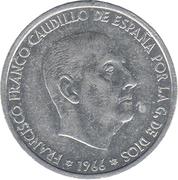 50 centimos Franco -  avers