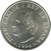 2000 pesetas Banque d'Espagne -  avers