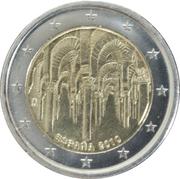 2 euros Centre historique de Cordoue -  avers