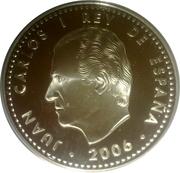 10 euros Adhésion à l'UE (20 ans) -  avers