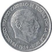 10 centimos Franco -  avers