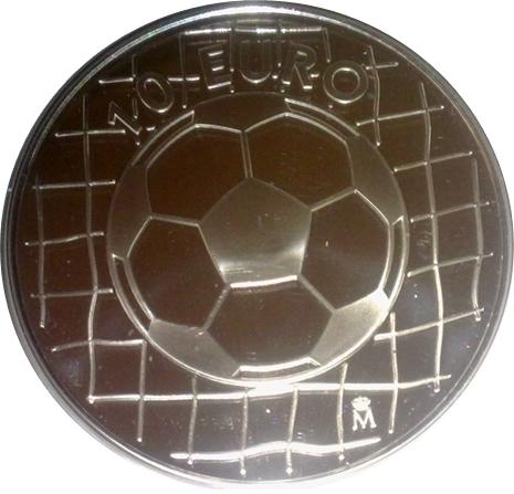 10 euros coupe du monde fifa 2002 lettre o espagne numista - Coupe a 10 euros grenoble ...