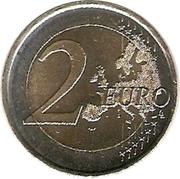 2 euros Philippe VI -  avers