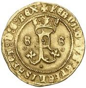 ½ excelente Ferdinand et Isabelle – avers