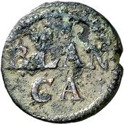 ½ maravedi Philippe IV (Basso) – revers
