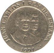 200 pesetas Madrid capitale européenne de la culture -  avers