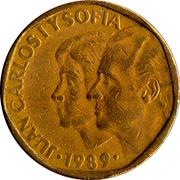 500 pesetas Juan Carlos I -  avers