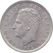 100 pesetas Juan Carlos I -  avers