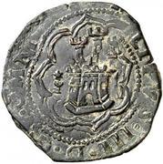 4 Marevedis Philippe III Cuenca calice -  avers