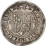 4 Reales - Fernando and Isabel (Granada) – avers