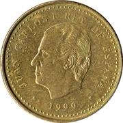 100 pesetas Année internationale des personnes âgées -  avers