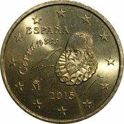 50 cents d'euro (2e carte, 2e type) -  avers