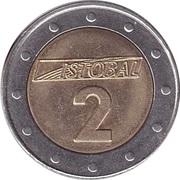 Jeton de lavage automatique - Istobal 2 – avers