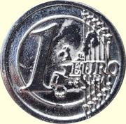 1 Euro - Casino Lloret de Mar – revers