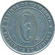 25 Euro Cent - Casinos de Catalunya – avers