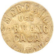 50 Centimos Bar - Cadix – avers