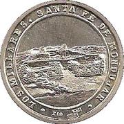 La Voz de Almería - Los Millares -  avers