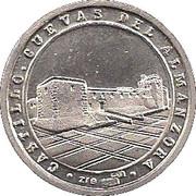 La Voz de Almería - Castillo -  avers