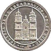 La Voz de Almería - Iglesia -  avers