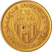 VALENCIA C.de F.-LUIS ARAGONES – avers