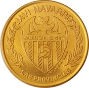 valencia c.de f.-javi navarro – avers