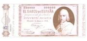 50 pesetas (Replica) – avers
