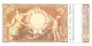100 pesetas (Replica) – revers