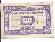 25 CÉNTIMOS -  avers