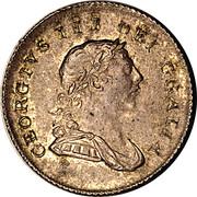 1 guilder - George III -  avers