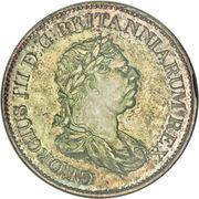 3 guilder - George III – avers