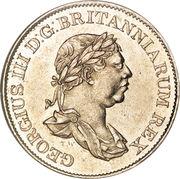 2 guilder - George III – avers