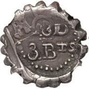 3 bits - George III -  avers