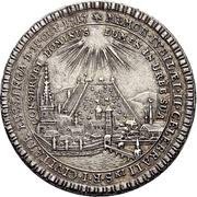 Medal - 200th anniversary of the Reformation (Esslingen) – avers