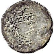 1 Denar - Heinrich II. and Heinrich III. – avers
