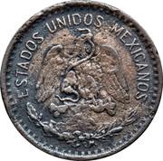 20 Centavos (Toluca - Contremarque) – avers