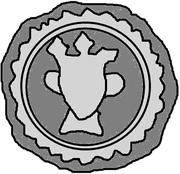1 hohlpfennig (Reval) – avers