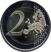 2 euros Paul Keres -  revers