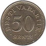 50 senti – revers