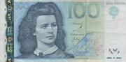 100 Krooni – avers