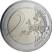 2 euros Festival estonien de la chanson -  revers