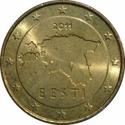 50 cents d'euro -  avers