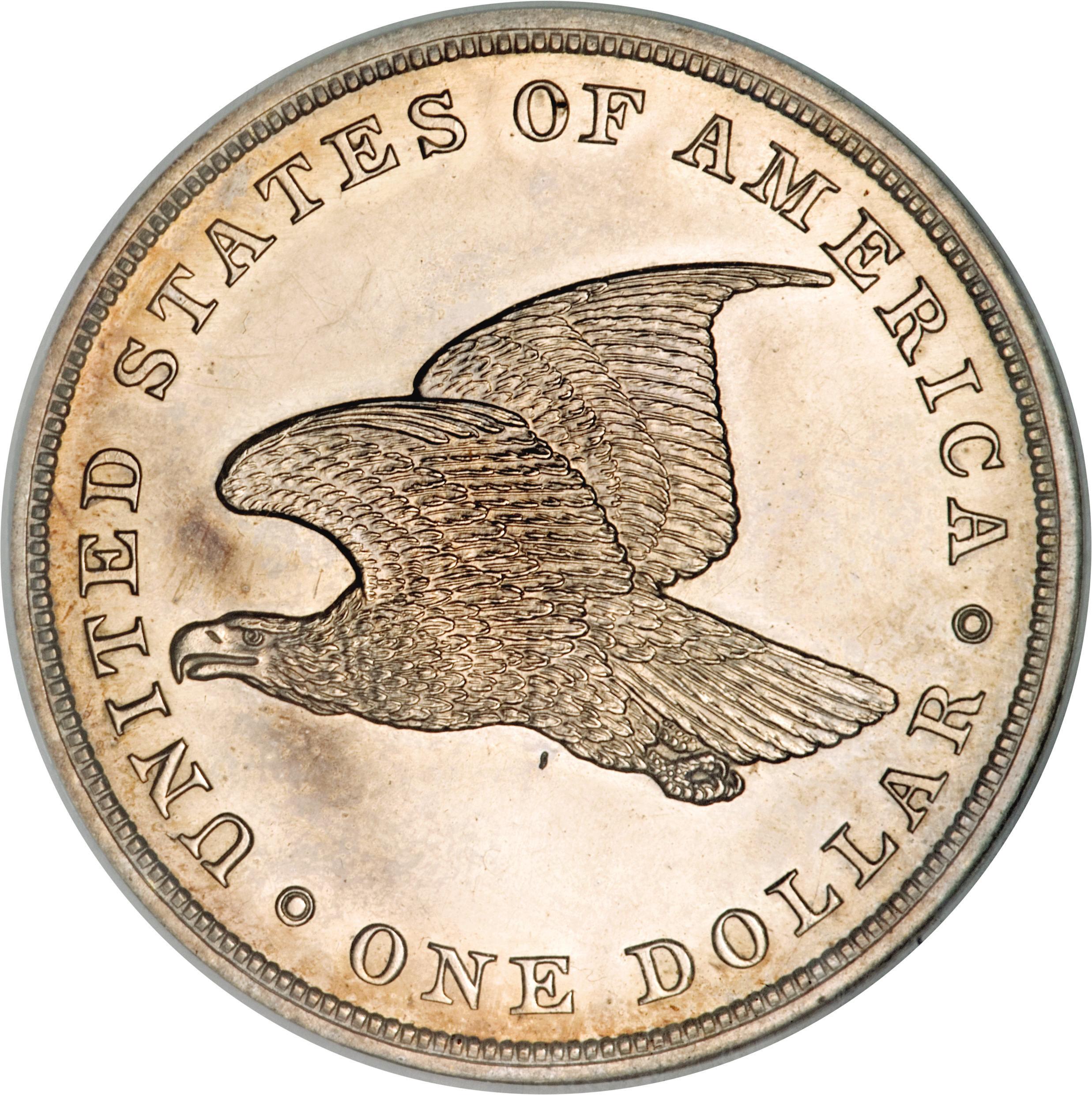 1 Dollar Quot Gobrecht Dollar Quot Argent 900 201 Tats Unis