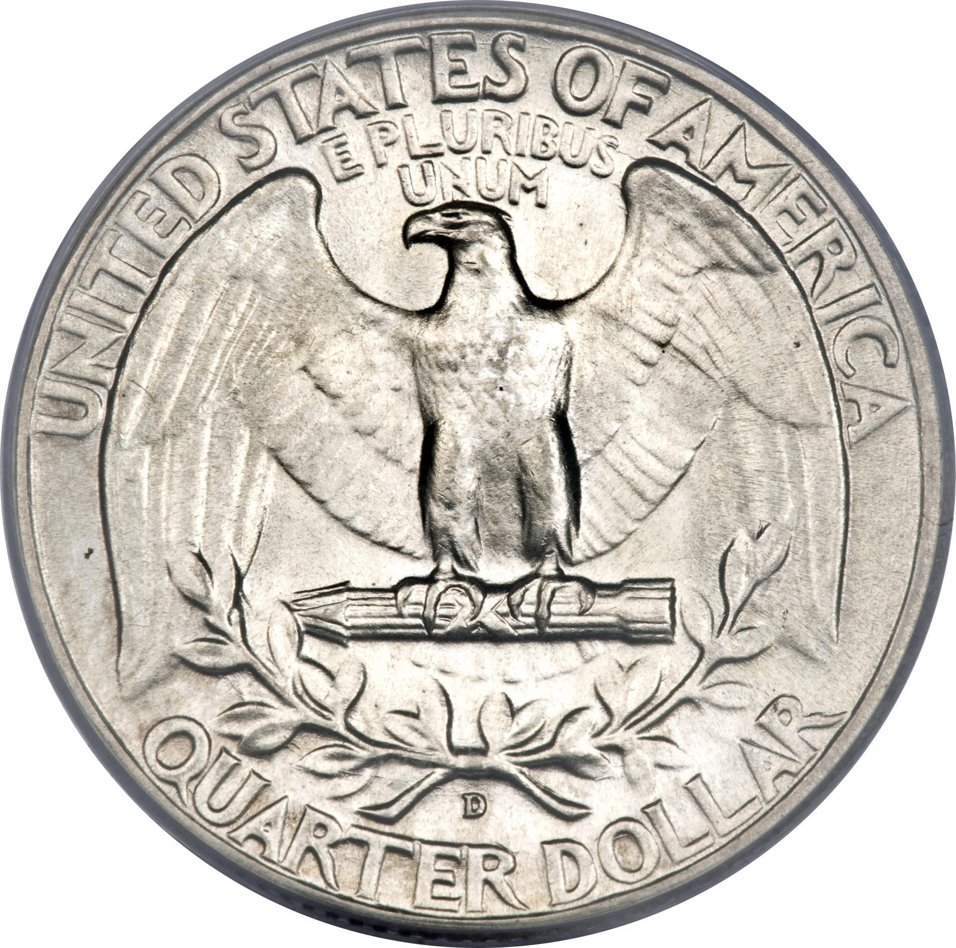 piece de monnaie quarter dollar